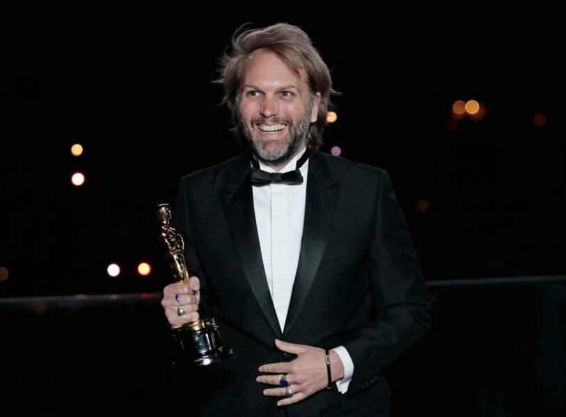 Florian Zeller remporte l'Oscar de la meilleure adaptation