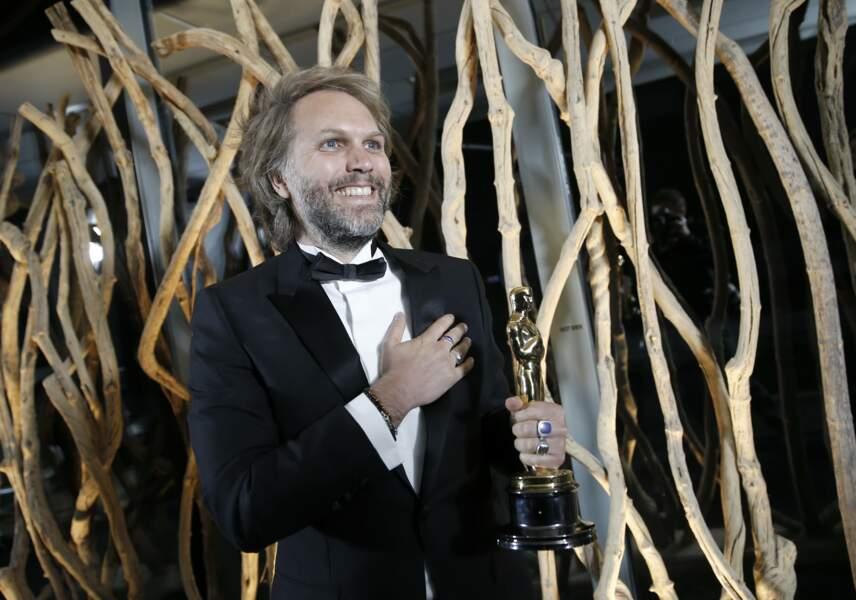 Florian Zeller a remporté l'Oscar de la Meilleure Adaptation pour The Father