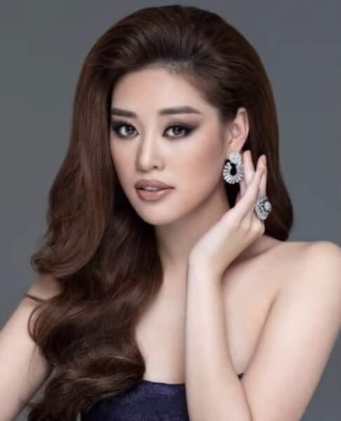Miss Vietnam, Khank Van Nguyen Tran