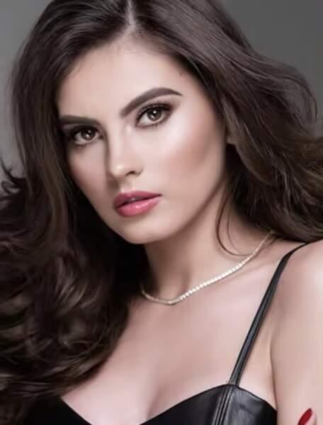 Miss Nicaragua, Ana Marcelo