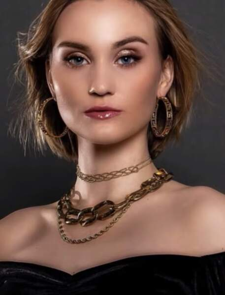 Miss Islande, Elisabeth Hulda Snorradottir