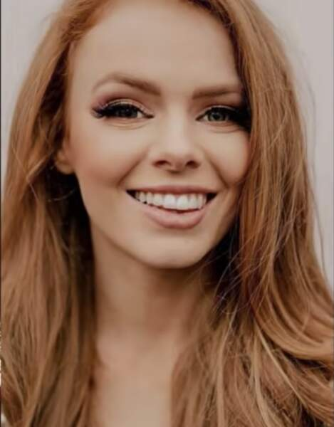 Miss Irlande, Nadia Sayers