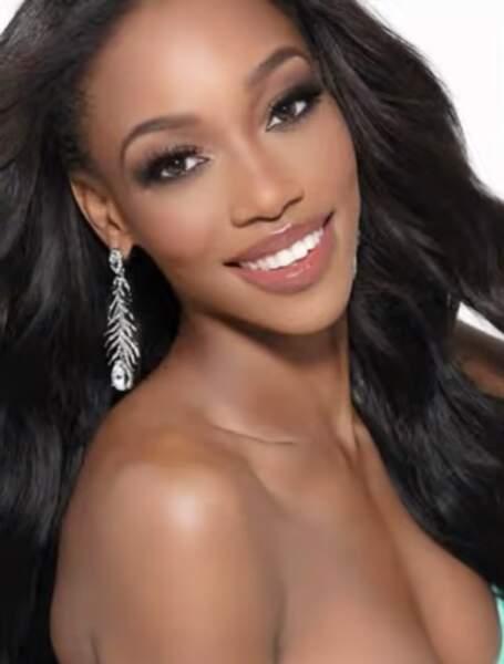 Miss Bahamas, Shauntae Miller