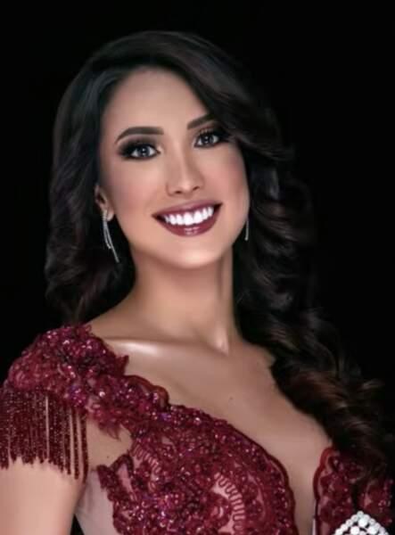 Miss Equateur, Leyla Espinoza Calvache
