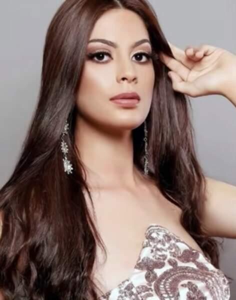 Miss Aruba, Helen Hernandez
