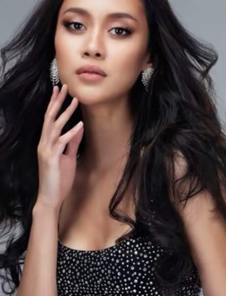 Miss Malaisie, Francisca Luhong James
