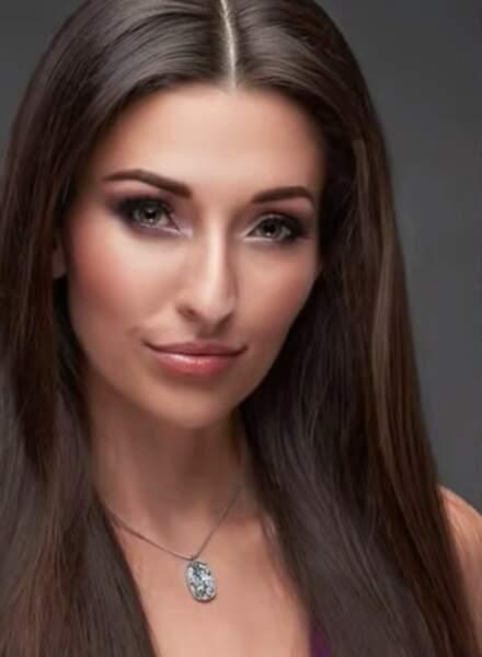 Miss Belgique, Dhenia Covens