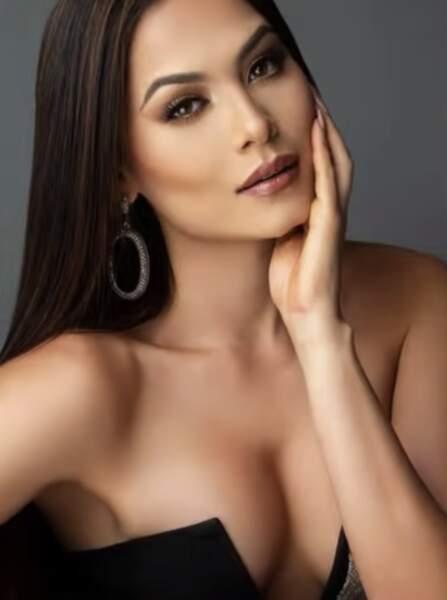 Miss Mexique, Andrea Meza