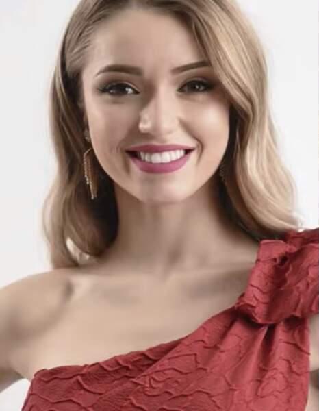 Miss Portugal, Cristiana Silva