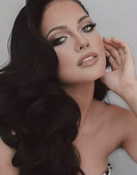 Miss Afrique du Sud, Natasha Joubert