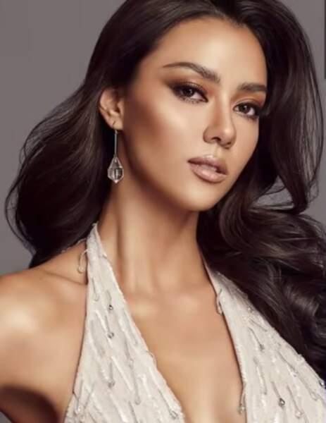 Miss Thailande, Amanda Obdam