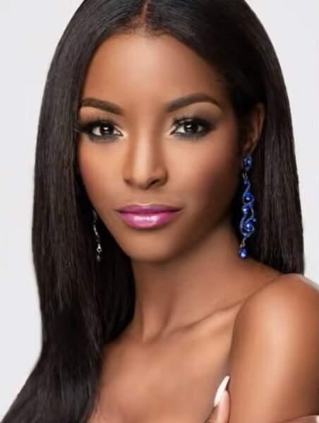 Miss Jamaïque, Miqueal Symone Williams