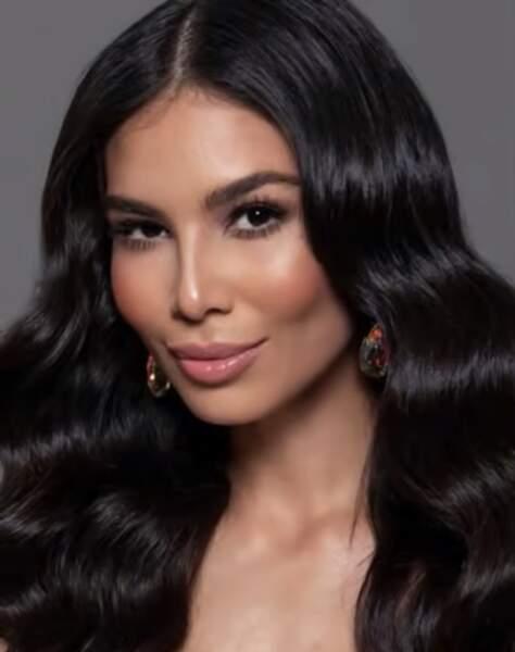 Miss Costa Rica, Ivonne Cerdas