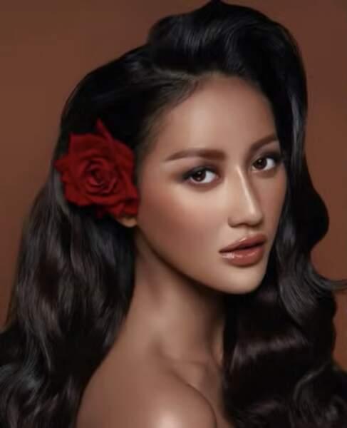 Miss Indonesie, Raden Roro Ayu Maulida Putri