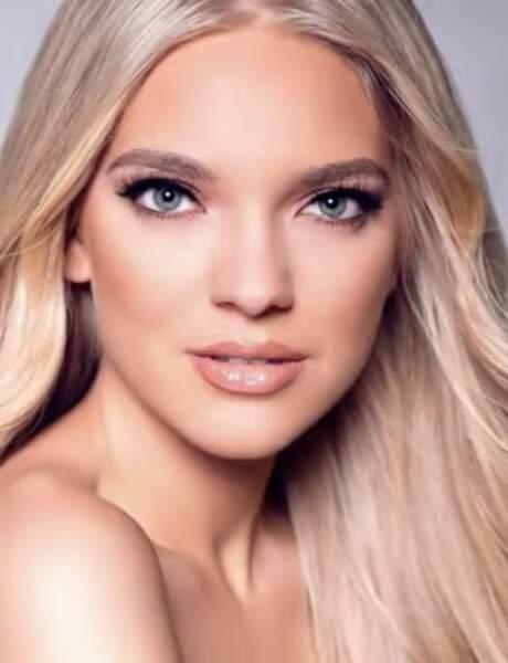 Miss Danemark, Amanda Petri