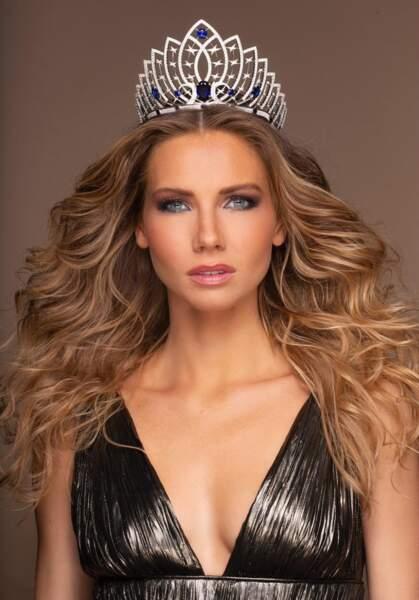 Miss France, Amandine Petit