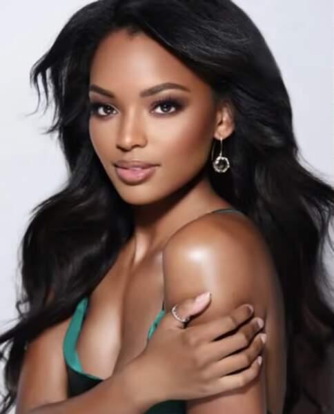Miss Etats Unis, Asya Branch