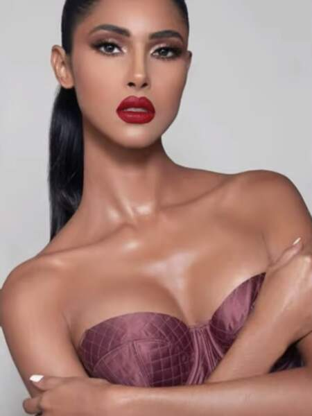 Miss Panama, Carmen Jaramillo