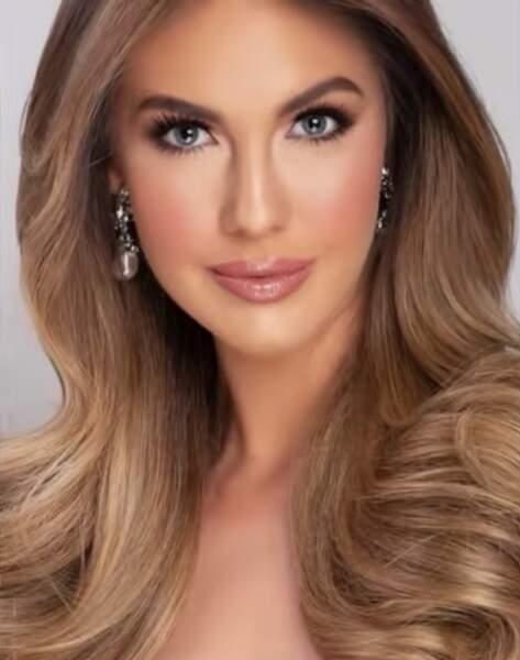 Miss Argentine, Alina Akserald