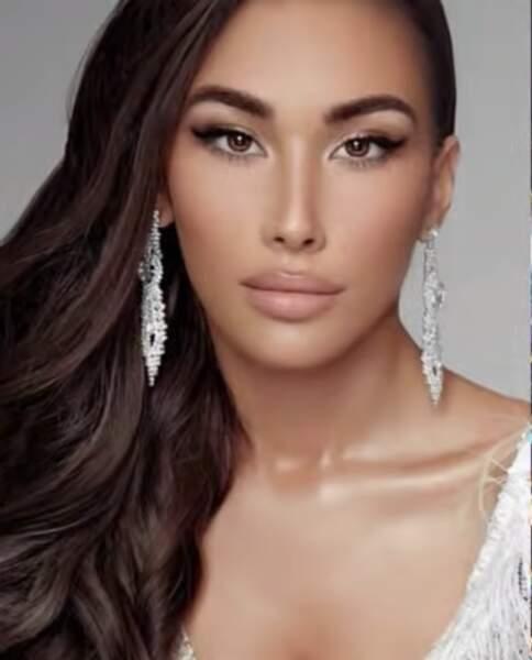Miss Albanie, Paula Mehmetukaj
