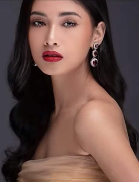 Miss Birmanie, Thuzar Wint Lwin