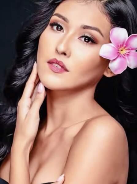 Miss Belize, Iris Salguero