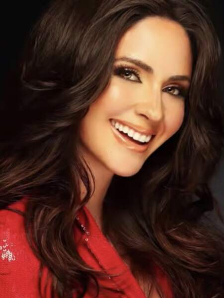 Miss Porto Rico, Estefania Soto Torres