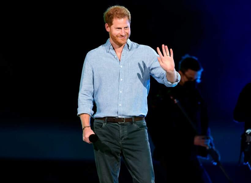 Et le meilleur pour la fin : le Prince Harry...