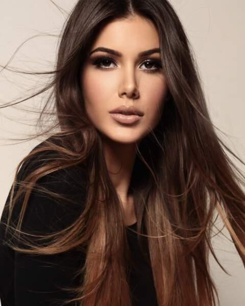 Miss Croatie, Naiia Marić