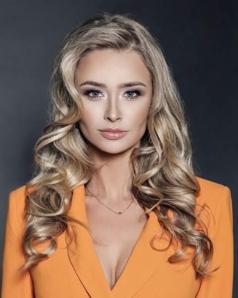 Miss Pologne, Natalia Piguła