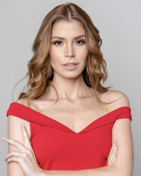 Miss Uruguay, Lola De Los Santos