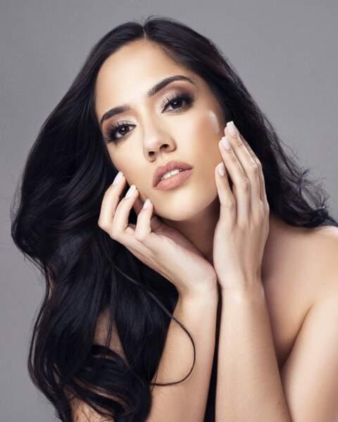 Miss Honduras, Cecilia Rossell