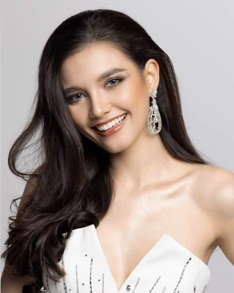 Miss Laos, Christina Lassasima