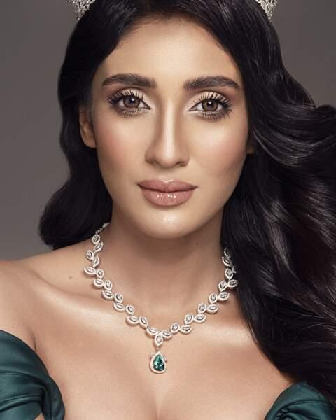 Miss Bangladesh, Tangia Zaman Methila
