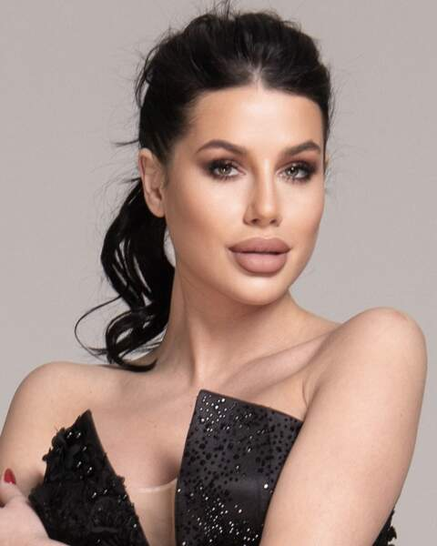 Miss Bulgarie, Radinela Chuseva
