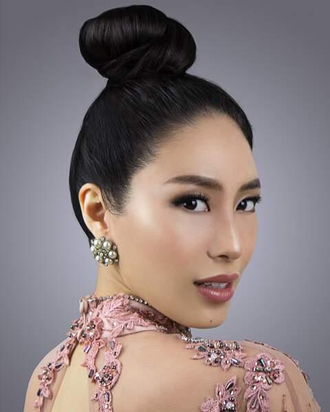 Miss Singapour, Bernadette Belle Ong