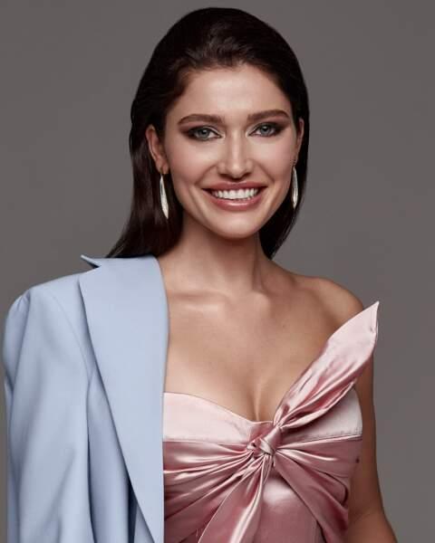 Miss Ukraine, Yelyzaveta Yastremskaya