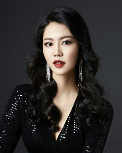 Miss Chine, Jianxin Sun