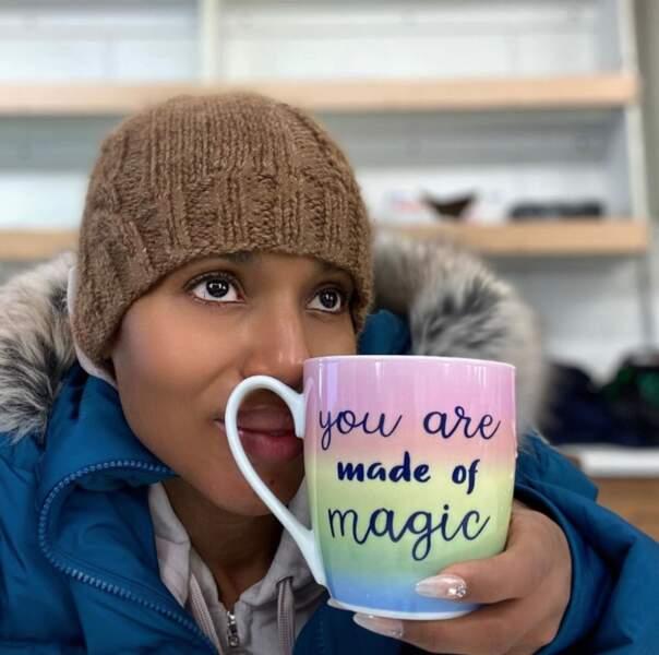Prenez donc un petit mug de thé pour vous mettre à l'aise, car c'est parti pour ce diaporama 100% Instagram !