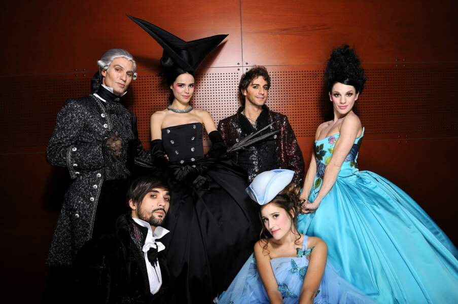 Mozart, l'opera rock