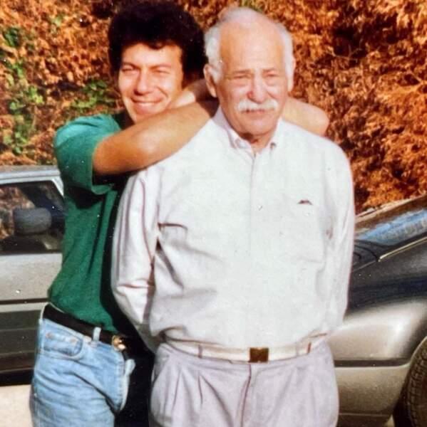 Et François Feldman a rendu hommage à son papa, qui lui manque énormément.