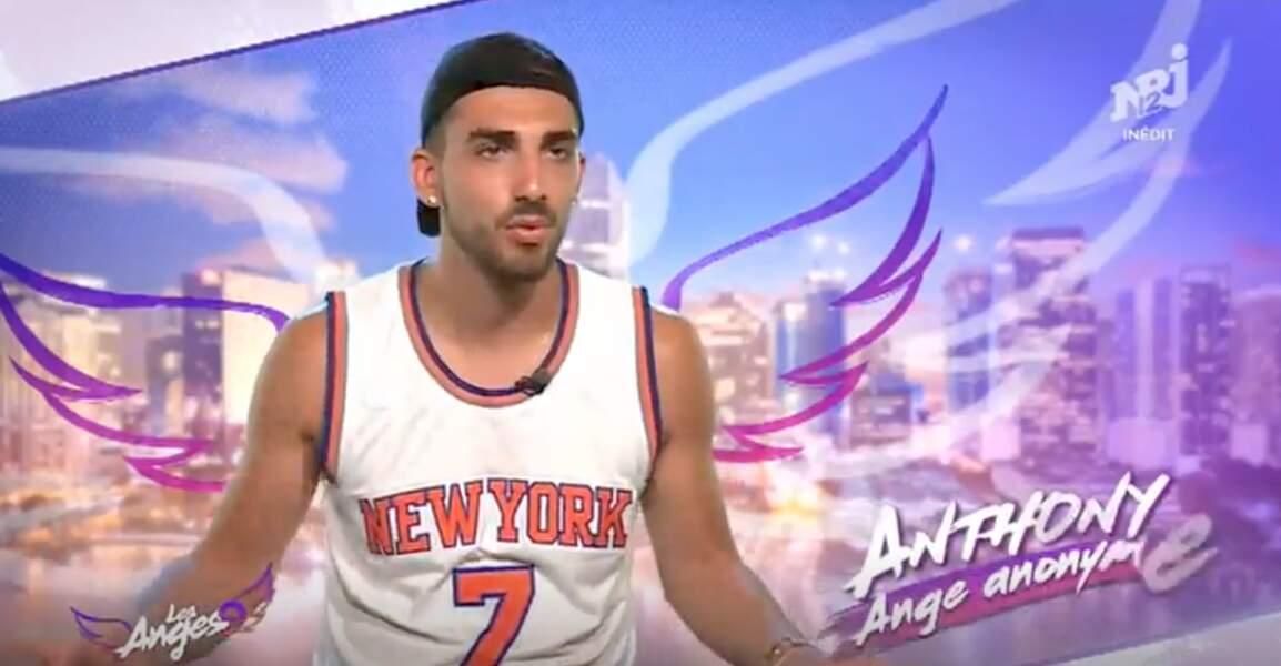 Anthony Alcaraz est apparu dans la saison 9 des Anges en tant qu'Ange anonyme en 2019