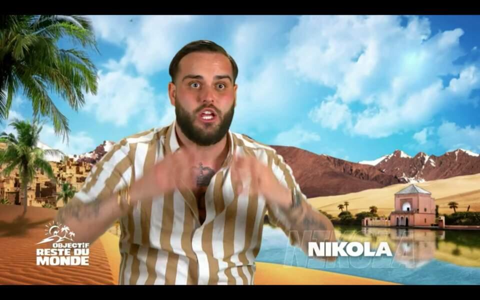 Nikola Lozina, le chef du Reste du Monde a bien changé depuis ses débuts dans la télé-réalité