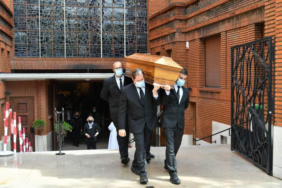 Jean-Yves Bouvier est mort le 12 mai dernier