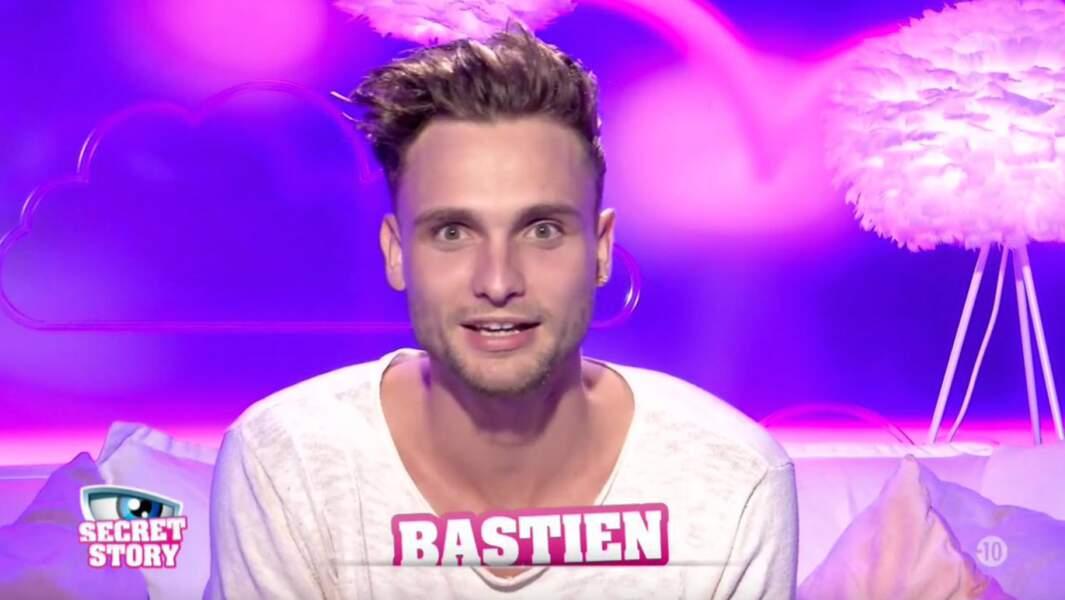 Bastien Grimal devenu Bastos a participé à la 10e saison de Secret Story en 2016
