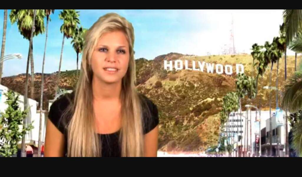 C'est dans les Ch'tis à Hollywood en 2013 qu'Adixia fait sa première apparition sur W9