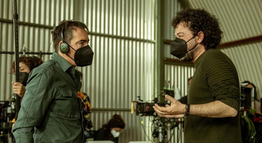 Alex Pina, le créateur de La Casa de Papel, et Jesus Colmenar, le réalisateur, vous ont préparé une saison 5 inoubliable !