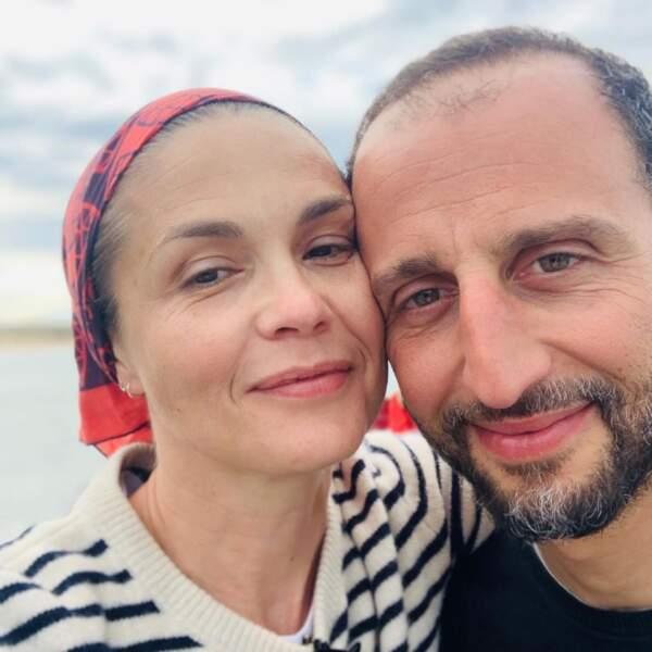 Encore plus d'amour : les tourtereaux Barbara Schulz et Arié Elmaleh.