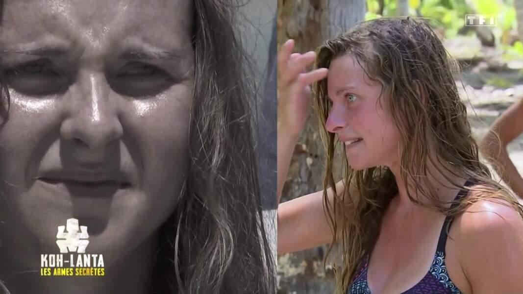 Maline, Laure avait pris quelques kilos avant Koh-Lanta et est revenue à son poids normal !