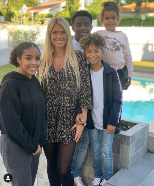 La famille Mavuba au complet